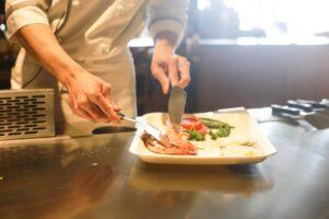 wyposażenie restauracji